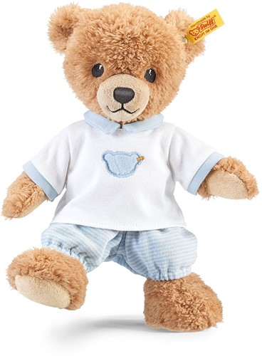 Steiff knuffel Sleep well bear, blue - 25cm