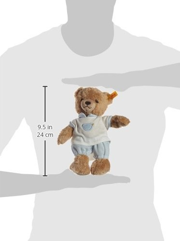 Steiff knuffel Sleep well bear, blue - 25cm-2