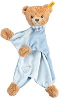 Steiff knuffel Sleep well bear comforter, blue - 30cm