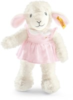 Steiff knuffel Sweet dreams lamb, pink - 28cm