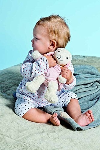 Steiff knuffel Sweet dreams lamb, pink - 28cm-2