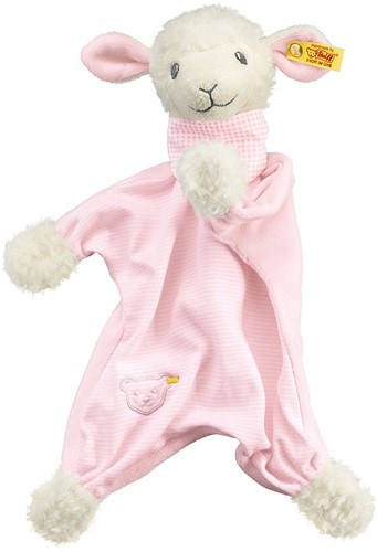Steiff Sweet dreams lamb comforter, pink