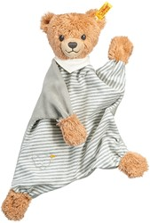 Steiff Sleep well bear comforter, grey