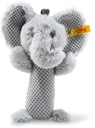Steiff knuffel Soft Cuddly Friends Ellie elephant rattle