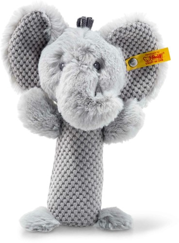 Steiff knuffel Soft Cuddly Friends Ellie elephant rattle