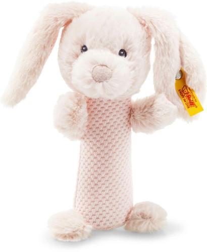Steiff knuffel Soft Cuddly Friends Belly rabbit rattle