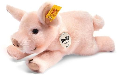 Steiff knuffel Little friend Sissi piglet, pink - 22cm