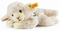 Steiff - Knuffels - Little friend Linda lamb, wool white