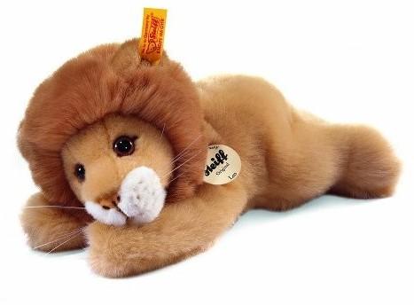 Steiff Little friend Leo lion, blond