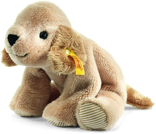 Steiff knuffel Floppy Lumpi Golden Retriever, beige - 22cm