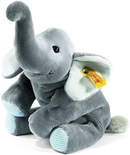 Steiff Floppy Trampili elephant, grey