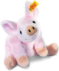 Steiff knuffel Floppy Sissi pig, pink 16 CM