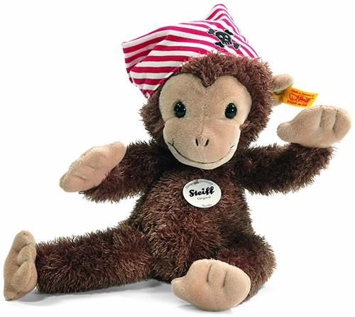 Steiff Happy Friend Scotty monkey, brown