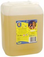 Pustefix  buitenspeelgoed zeepbellen vloeistof 5 liter