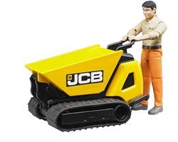 Bruder  - JCB dumper met machinist