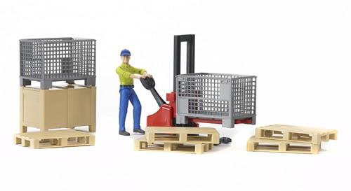 Bruder Bworld Logistics sets