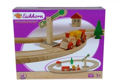 Eichhorn  Treinbaan cirkel 15dlg-1