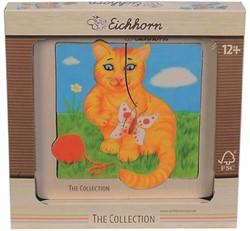Eichhorn  Dieren insteekpuzzel 4930