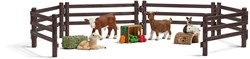 Schleich Farm Life - Children'S Zoo Playset 21052