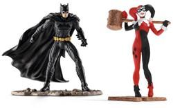 Schleich DC Comics - Batman Vs. Harley Quinn 22514