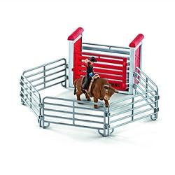 Schleich Boerderij - Rodeo Met Cowboy 41419
