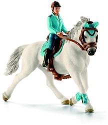 Schleich Paarden - Competitie Ruiter 42111