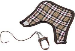Schleich Paarden - Geruit Deken En Hoofdstel 42118