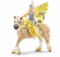 Schleich Bayala - Sera In Feestjurk Te Paard 70503