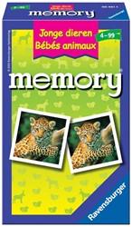 Ravensburger  kinderspel Jonge Dieren Memory