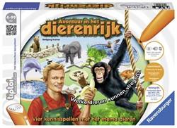 Ravensburger Tiptoi educatief spel Avontuur in het dierenrijk