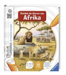 Ravensburger  Tiptoi educatief spel Ontdek de dieren van Afrika