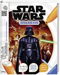 Ravensburger tiptoi® boek Star Wars I - VI