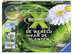 Ravensburger  ScienceX wetenschapsdoos wereld van planten
