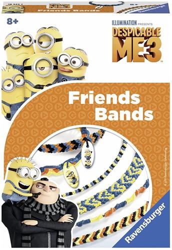 Ravensburger Despicable Me 3 Friendship Bracelets - sieraden maken