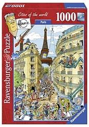 Ravensburger  legpuzzel Fleroux Parijs - 1000 stukjes