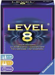 Ravensburger  kaartspel Level 8
