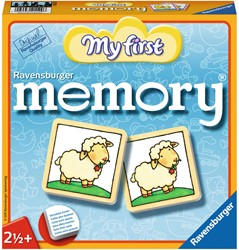 Ravensburger - Spellen - My first memory