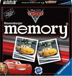 Ravensburger - Spellen - Cars 3 Memory