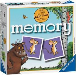 Ravensburger  kinderspel memory de gruffalo