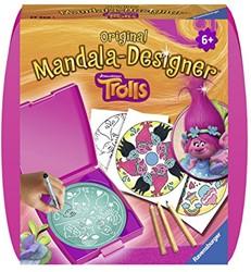 Ravensburger  knutselspullen mini Mandala designer Trolls
