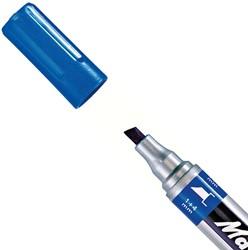 Mark-4-All 653 marker, beitel punt blauw