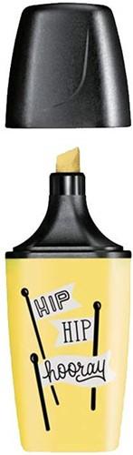 STABILO BOSS MINI Pastellove 144 melkachtig geel