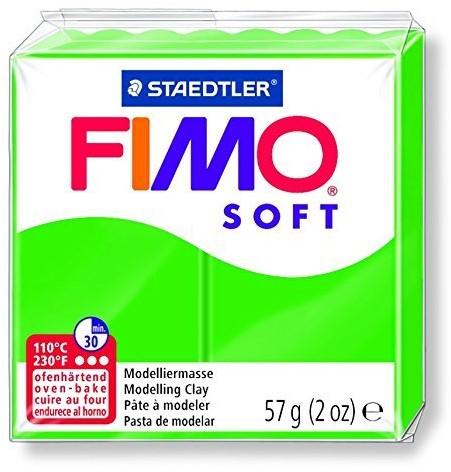 Fimo  soft klei - tropisch groen