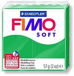 Fimo  soft klei - smaragd