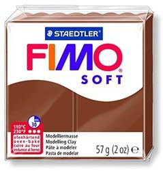 Fimo  soft klei - caramel