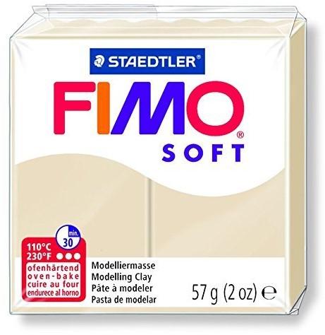 Fimo  soft klei - sahara