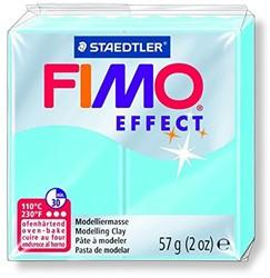 Fimo  effect klei aqua