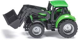 Siku Deutz traktor met frontlader 1043