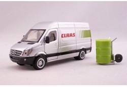 Siku 1:50 Claas Servicewagen 1995