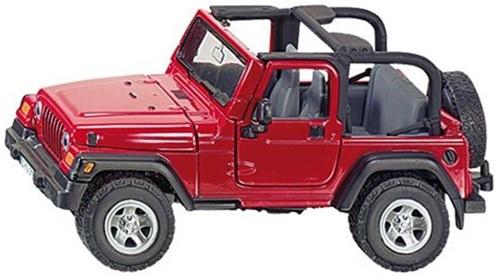 Siku 1:32 Jeep Wrangler 4870